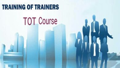 Photo of TOT Training of the Trainers Program