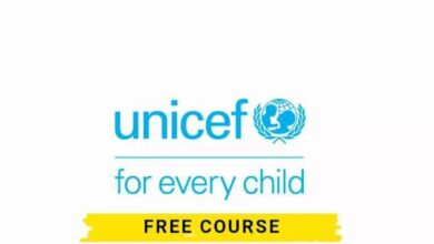 Photo of UNICEF Free Online Courses 2021